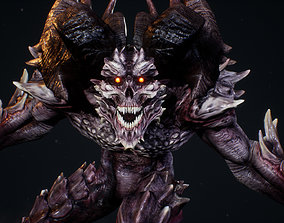 Demon 1 3D model