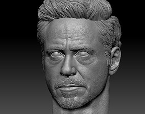 3D printable model Tony Stark Iron Man Robert Downey Jr
