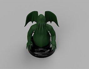 Cthulhu Figure 3D printable model