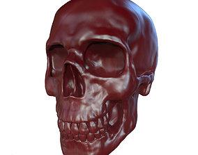 SKULL 2 3D PRINT