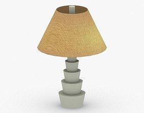 1365 - Table Lamp 3D asset