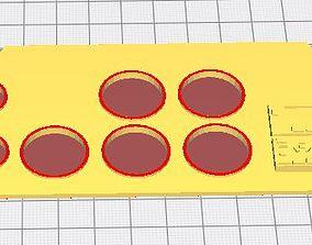 Super Decathlon Panel 3D printable model