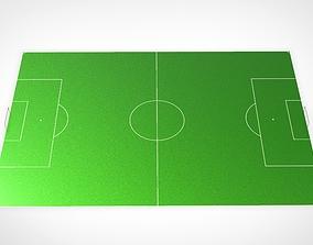 Football Field 3D print model