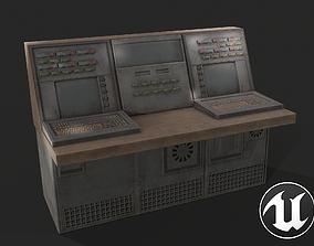 3D model Electric Panel 3