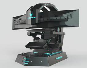 3D Gaming Seat