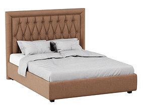 Bed Charlotte 3D model