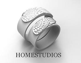 3D print model RING WINGS