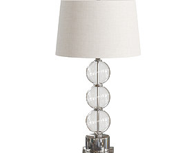 3D Lehome F 256 Desk Lamp