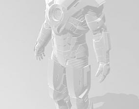 3D printable model Iron Man MK17