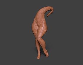 3D printable model Clay Legs 6