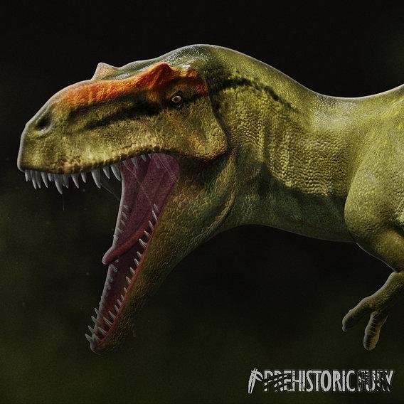 Teratophoneus - Prehistoric Fury