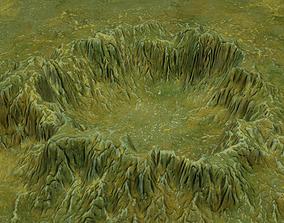 3D Crater 3