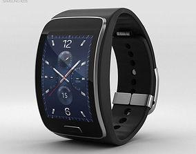 Samsung Gear S Black 3D