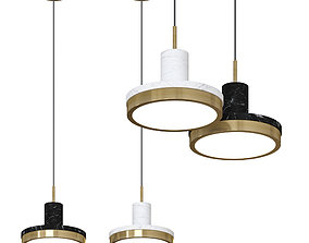 Vol Nordic - ceiling lamp 3D model