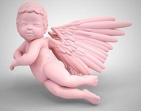 Little Angel decoration 3D printable model