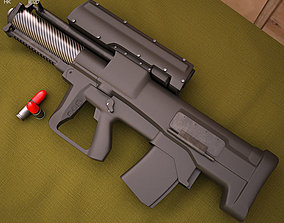 Heckler and Koch XM25 3D