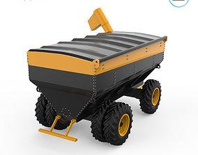 Agricultural trailer charger 33000 3D printable model
