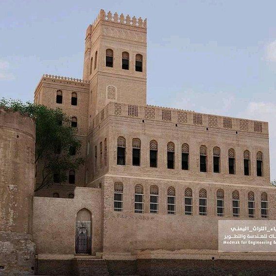 Dar Al-Nasseri - Zabid Castle - Yemen