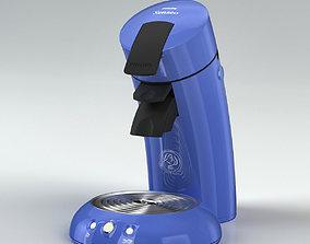 Philips Senseo coffee maker 3D
