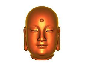 Buddha head12 3D print model
