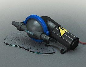 shower drain pump- -JABSCO- 3D