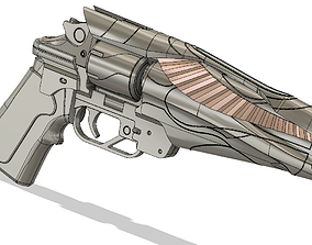 Destiny - Igneous Hammer 3D printable model chosen