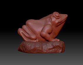 Frog Body 3D printable model