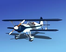 3D model Stolp Starduster SA100 V16