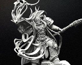 The Magic Knight 3D print model