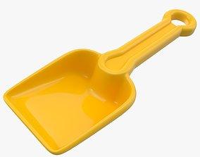 Toy Shovel 3D model