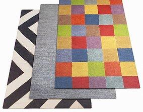 3D NANIMARQUINA Carpet for variations 9