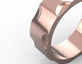 Regular ring Wheel fancy 3D printable model
