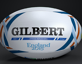 3D GILBERT Official RWC 2015