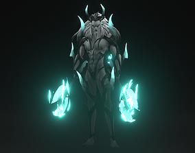 3D model Daemon