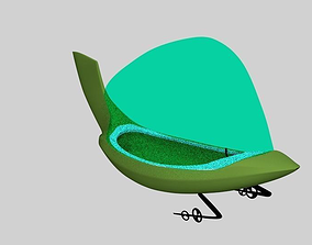 Jetsons Space Ship 3D model