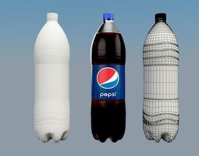pepsi Bottle 3D
