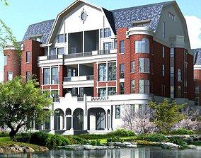 Apartment M2 012 3D