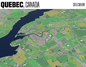 3D Quebec