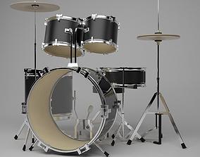 music Drum kit 3D