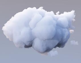 3D model Polygon Cloud 18