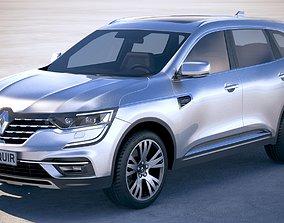 3D model Renault Koleos 2020