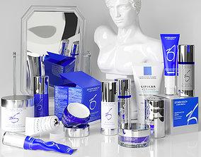 3D model Brand cosmetics 2