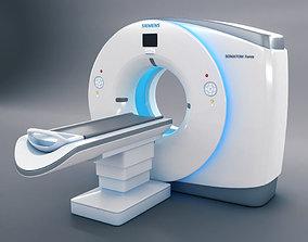 3D model CT Scanner Siemens Somatom Force