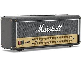 Marshall JVM410H 3D