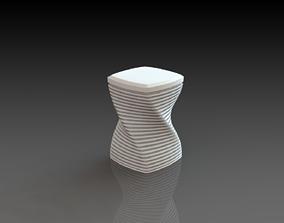 Modern Mini Table 3D Printed