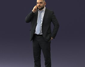 Businessman 0911-1 3D