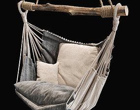 3D Hanging Hammock Chair 2
