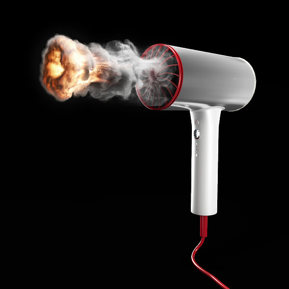 Xiamo hair dryer