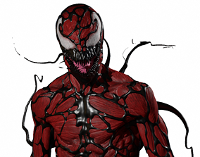 3D Carnage HP model - FREE