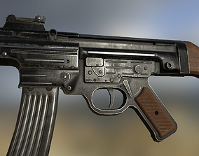 StG-44 Sturmgewehr-44 MP-44 3D asset